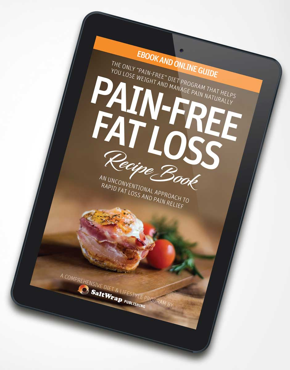 Pain-Free Recipe Book from Pain-Free Fat Loss